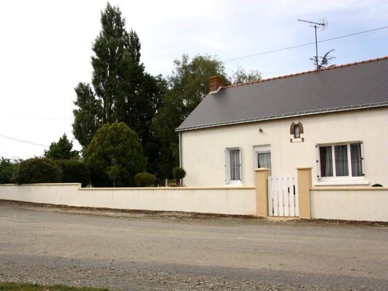 La Coutancière, casa vacanza a Erbray