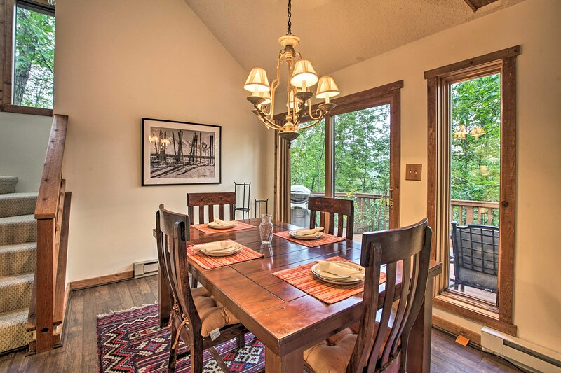 This vacation rental comes equipped with all the comforts of home!