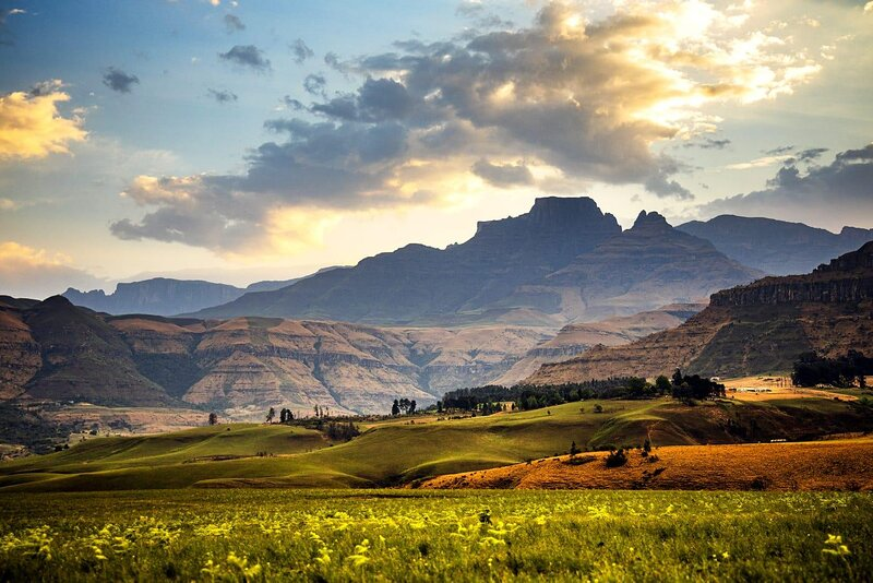 Champagne Valley Drakensberg Central