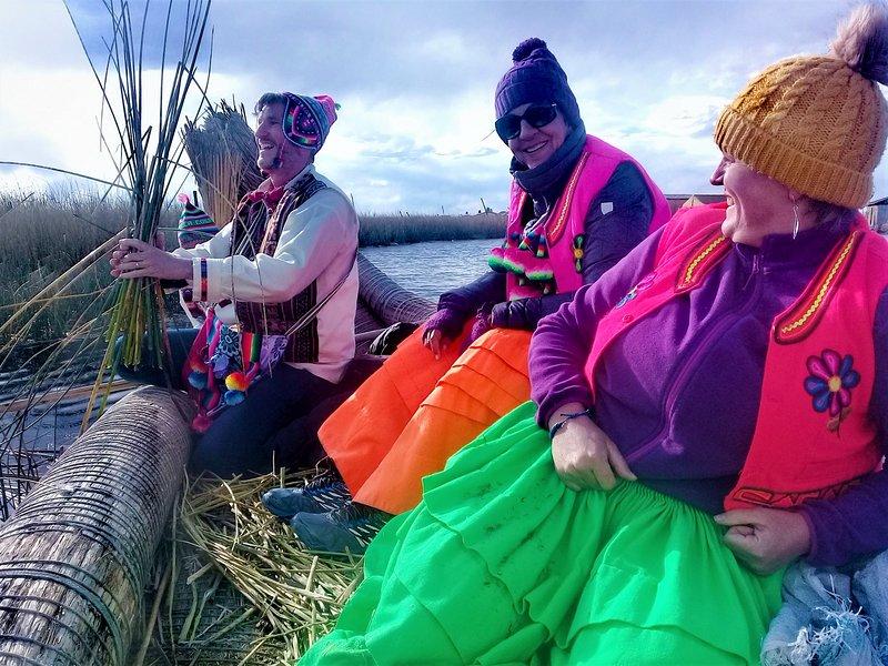 Uros Suma Jakana Lodge Titicaca Experiencia, alquiler de vacaciones en Puno
