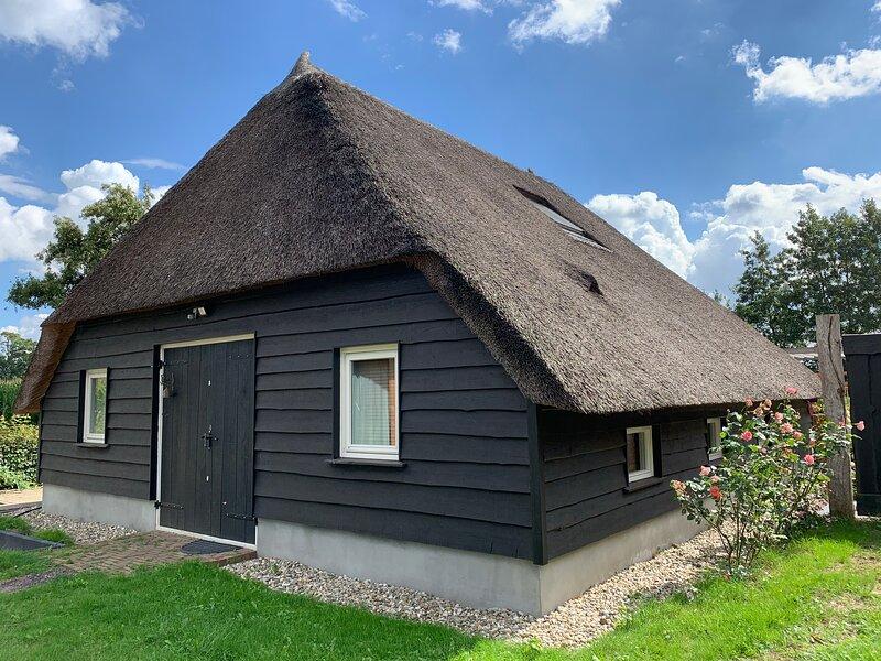 De Stal - Buitenplaats Ruitenveen, privé, alquiler vacacional en Hasselt