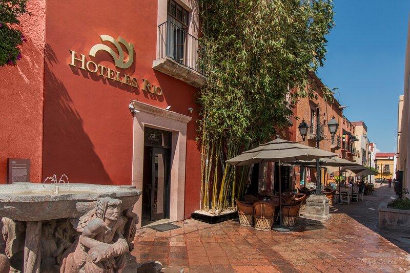 Hotel Rio Queretaro en el centro de la ciudad, location de vacances à Apaseo El Grande