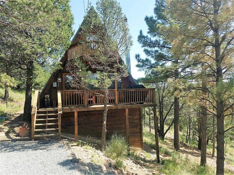 Pinon Hideaway  Pinon Hideaway - Cozy Cabins Real Estate, LLC., casa vacanza a Alto