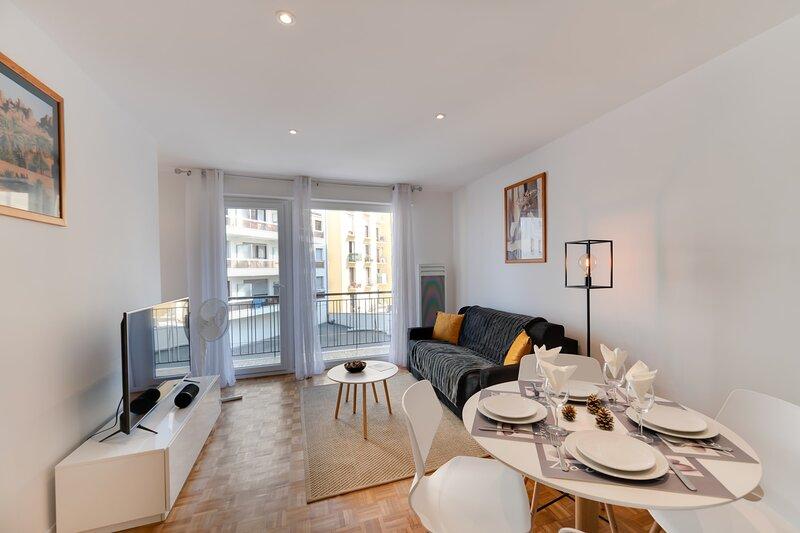 � Le Chevène - Appartement 2 ou 4 personnes avec Balcon à Annecy Centre, location de vacances à Haute-Savoie