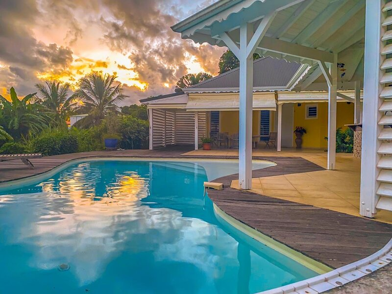 La.villa  de Christian, location de vacances à Baie-Mahault