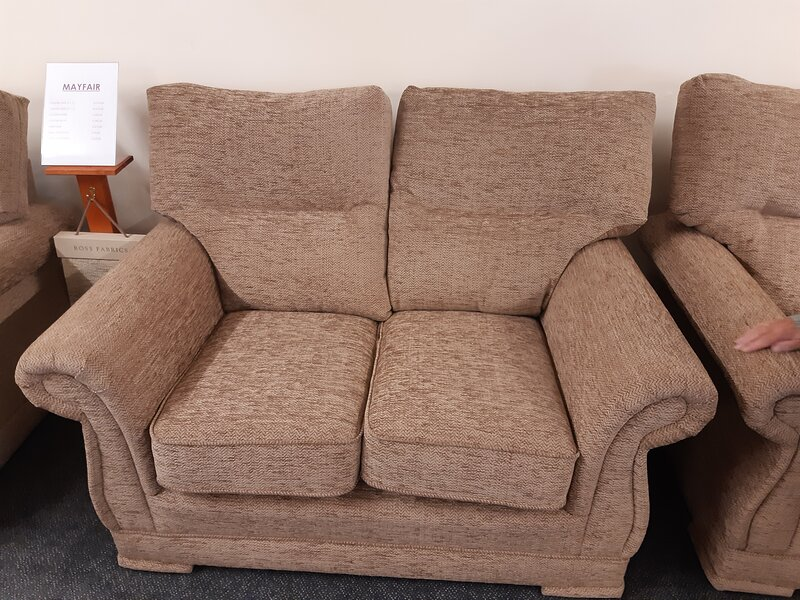 New sofas x 2 on order to replace the old one. Ready for the new season of 2021.