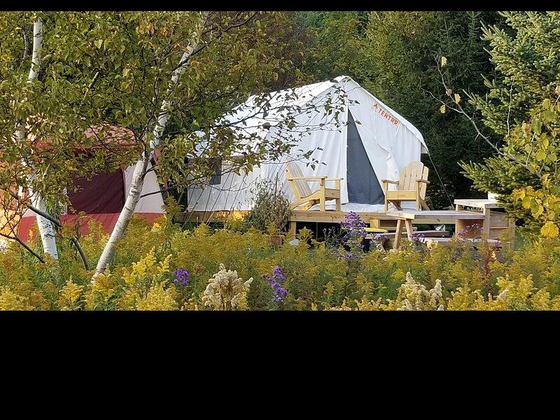 Tentrr Signature Site - Pastoral Paths at Little Farm Too, aluguéis de temporada em South Kortright