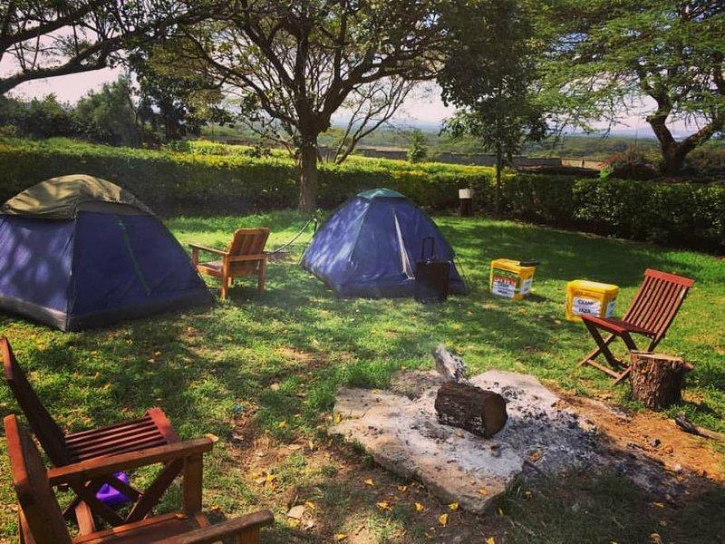 Camp Jaza, alquiler de vacaciones en Provincia del valle del Rift