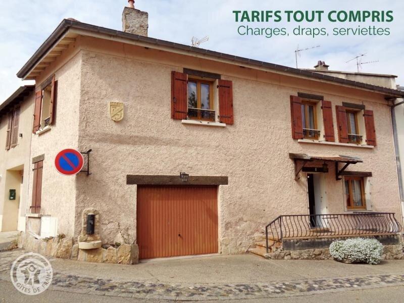 Le Villerest, holiday rental in Saint-Jean-Saint-Maurice-sur-Loire