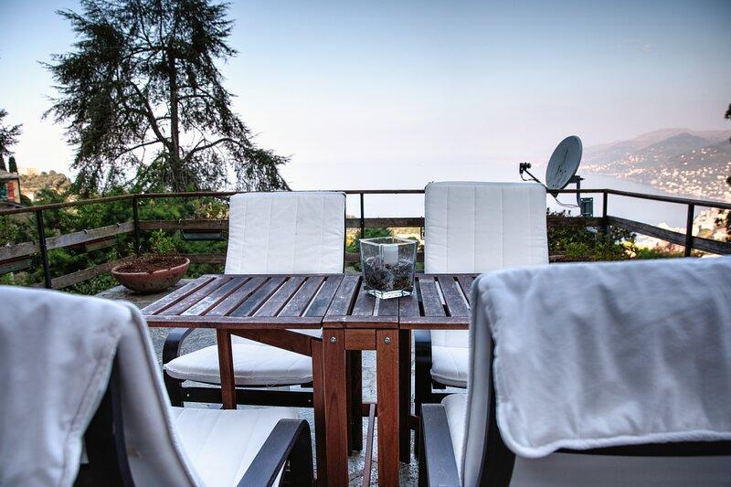 Il Rustico, vacation rental in Camogli