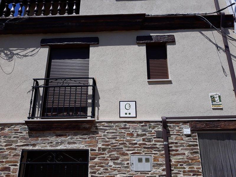 Posada del Teso Cerezo Norte Cáceres. Tierras de Granadilla-Cáparra. Las Hurdes, location de vacances à Casas Del Monte