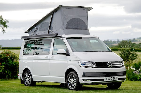 Brand new VW California T6.1 Oceans and Coasts