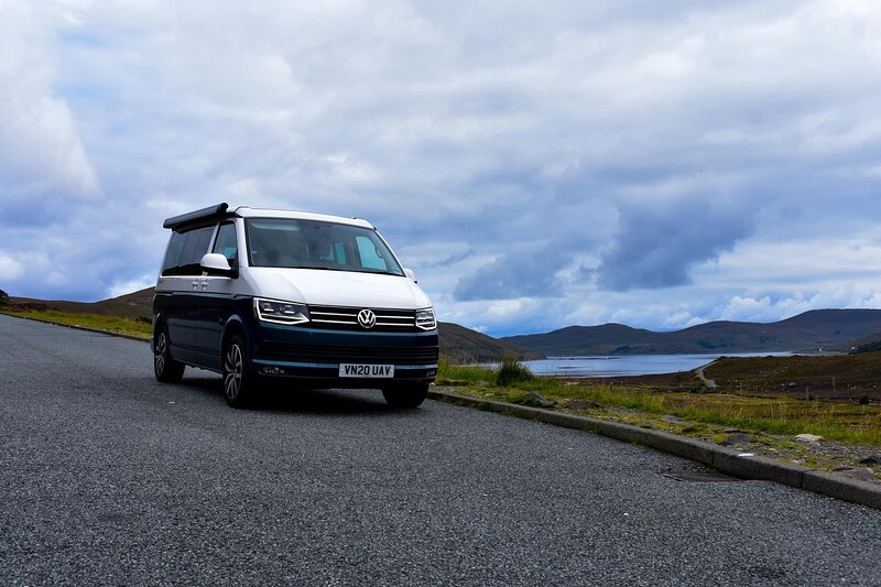 Four Seasons Campers VW Campervan Hire Scotland, vacation rental in Gartocharn