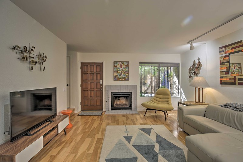 San Diego Townhome | 2 BR | 2.5 BA | Stairs Required | 1,250 Sq Ft