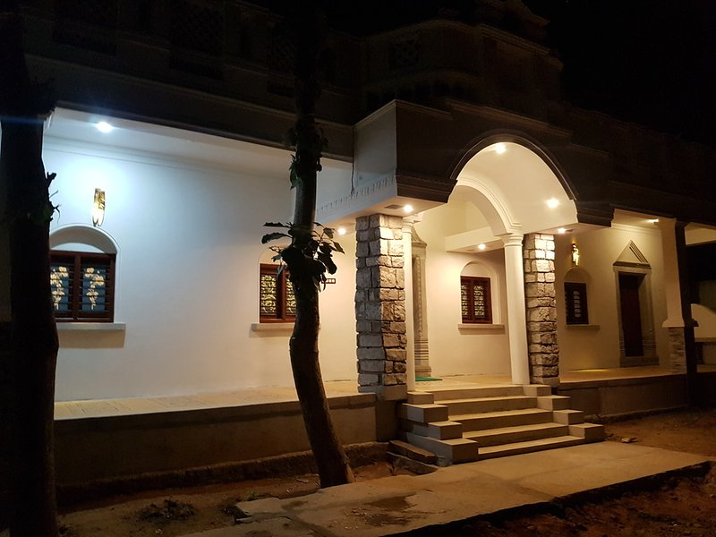 Impeccable 3-Bed property in Chettinad, vacation rental in Pudukkottai District