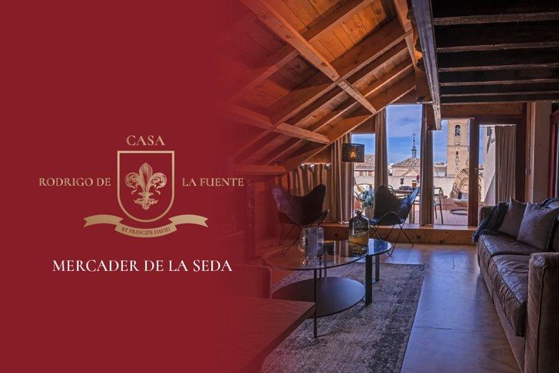 MERCADER DE LA SEDA, vacation rental in Olias del Rey