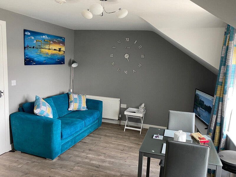 VIP Church Loft Apartment, vacation rental in Banbridge