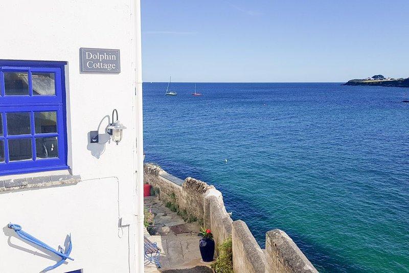 Dolphin Cottage, location de vacances à St Goran