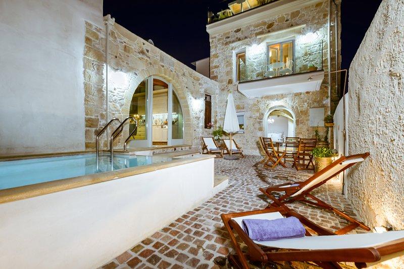 Villa Nicolas, vacation rental in Kampos