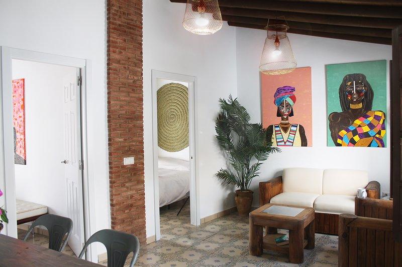 Apartamento La Galería de Ronda, holiday rental in Igualeja