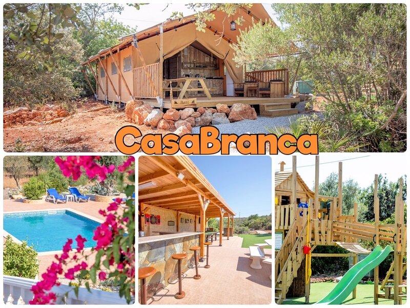 Casa Branca Exclusive Holiday Village, casa vacanza a Paderne