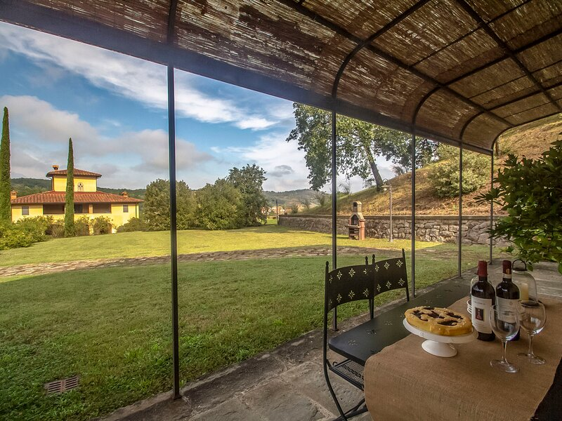 Rosmarino, holiday rental in Vacchereccia