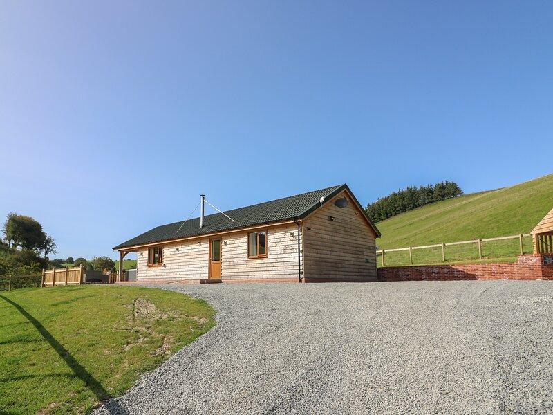 Ploony Hill Cabin, Knighton, holiday rental in Dulas