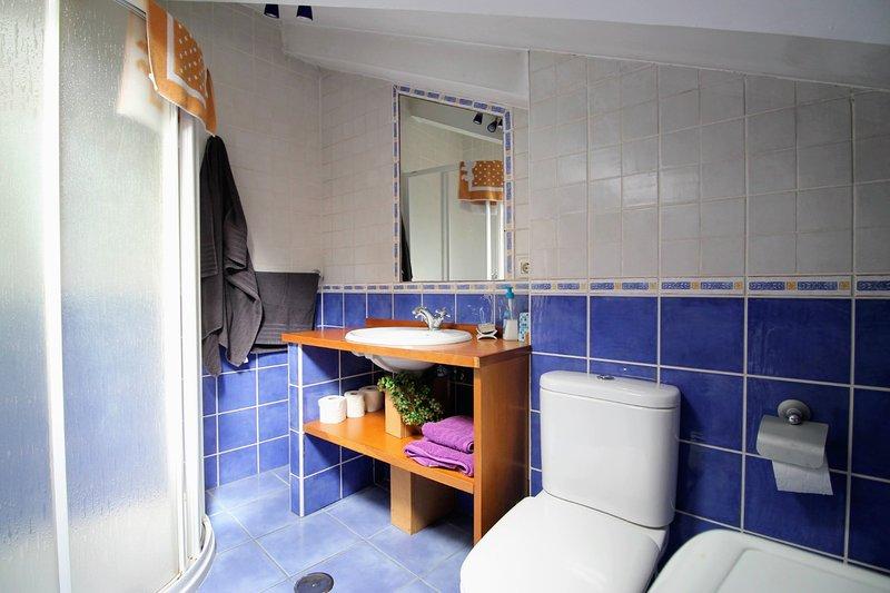 Baño habitación Mitología