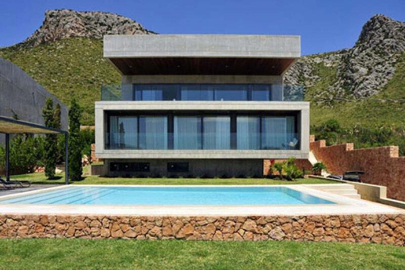Villa Brad, aluguéis de temporada em Formentor