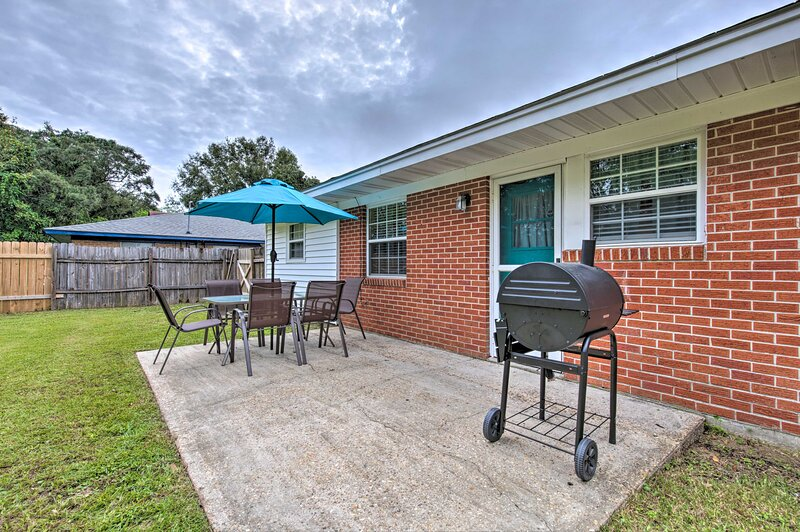 NEW! Gulfport Getaway < 1 Mile to Beach + Casino!, holiday rental in Beauvoir