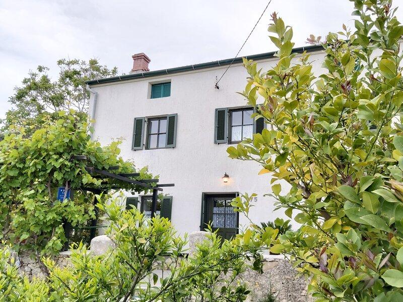 HOLIDAY HOME 'CASA VECCHIA VISKIC', casa vacanza a Rab Island