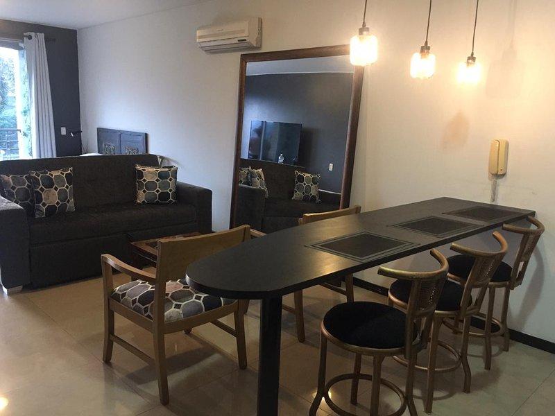 Hermoso apartamento amoblado en Ciudad Jardín - Campestre Tower, casa vacanza a Jamundi