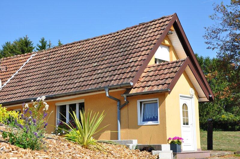 Le P'tit Soultzbach, holiday rental in Dannemarie