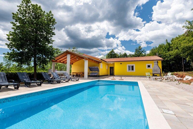 Villa Eden, casa vacanza a Zupanici