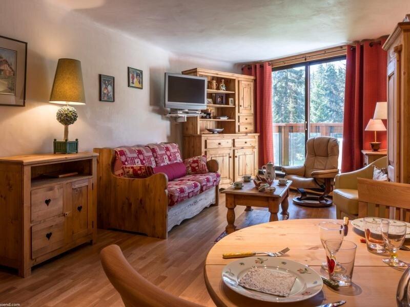 Joli appartement situé aux pieds des pistes, holiday rental in Saint-Bon-Tarentaise