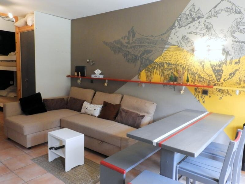Appartement moderne ski aux pieds, holiday rental in Saint-Bon-Tarentaise