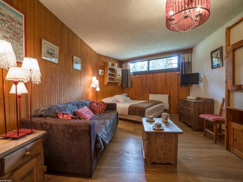 Charmant studio ski aux pieds, holiday rental in Saint-Bon-Tarentaise