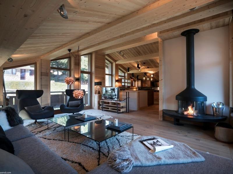 Courchevel Village - Luxueux, rare et détente assurés pour ce chalet, holiday rental in Saint-Bon-Tarentaise