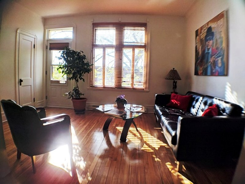 #151 Bright and Modern APT in Downtown Montreal, vacation rental in Saint-Bruno-de-Montarville