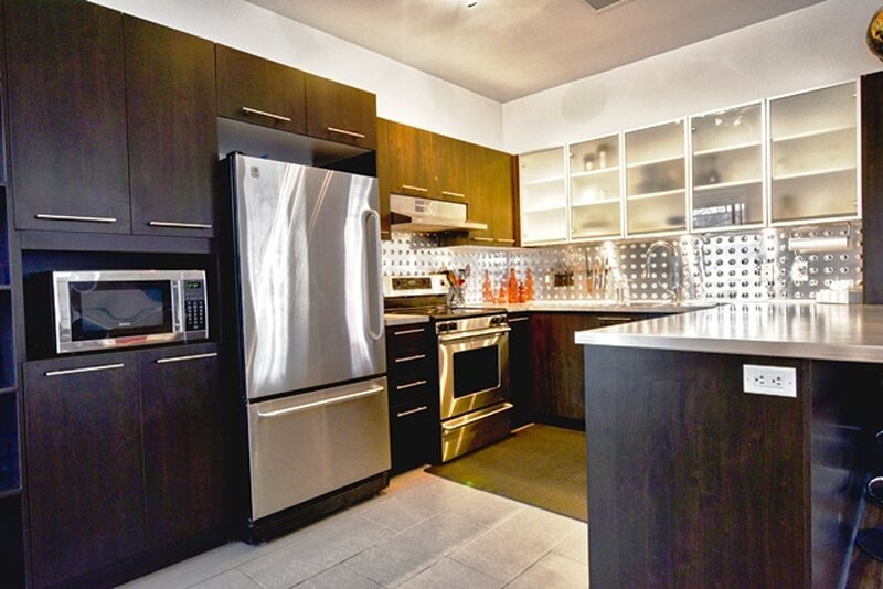 #648 - Splendid Penthouse Condo in Former Convent, holiday rental in Lac-Beauport