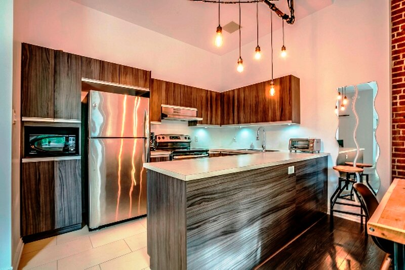 #660 - Amazing Urban Loft in Old Renovated Convent, holiday rental in Wendake