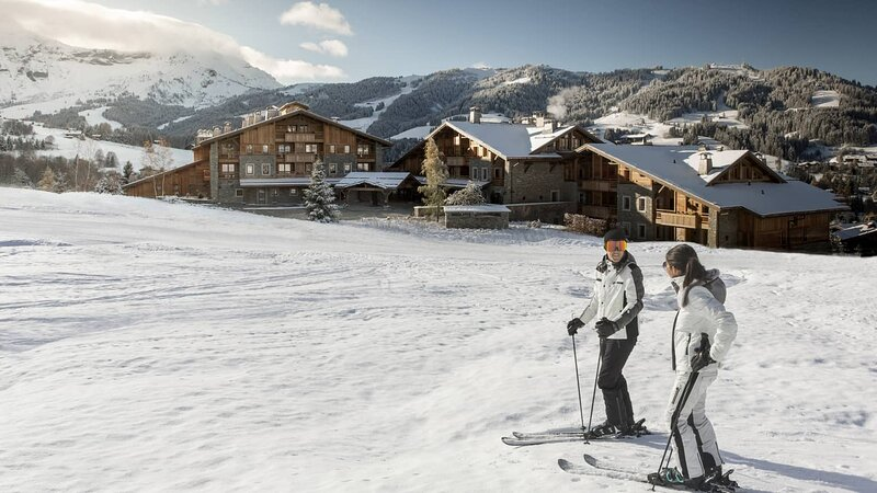 A UNIQUE CHALET AT THE MEGEVE SLOPES, holiday rental in Demi-Quartier