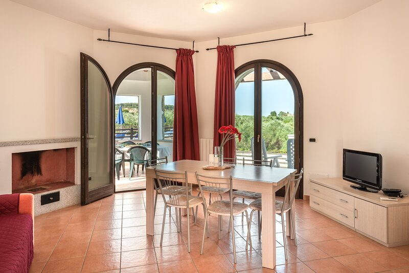 Villa per 8 persone Vista Blu Resort, holiday rental in Alghero