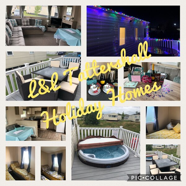 Shearwater 9- L&L Tattershall holiday homes hot tub break, holiday rental in South Kyme