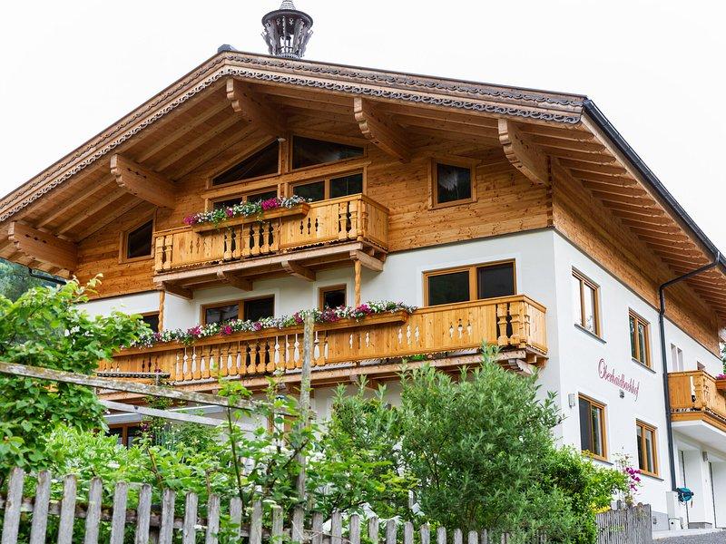 Beautiful Mansion in Mittersill near Pass Thurn Ski Area, holiday rental in Mittersill
