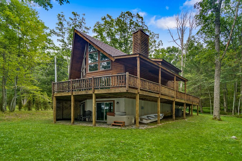 Reflections, vacation rental in Deer Park