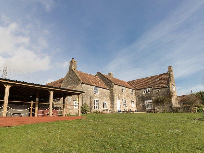 Little Butcombe Farm House, Blagdon, holiday rental in Butcombe