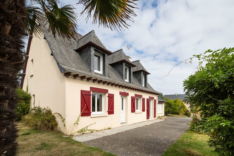 La Villa du Herpin - belle maison proche plage, vakantiewoning in Ille-et-Vilaine