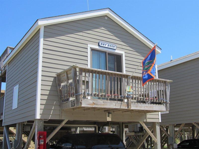 13 DRY DOCK 0013, location de vacances à Hatteras