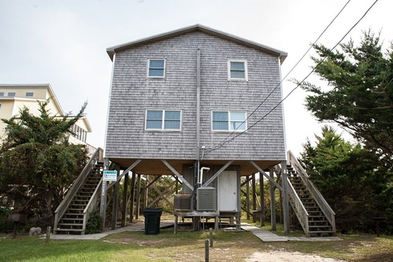 TWO BY THE SEA-B 304, holiday rental in Hatteras Island